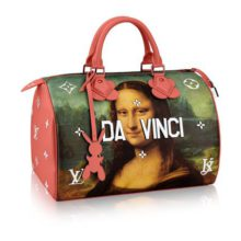 Louis Vuitton украси чантите си с класически шедьоври