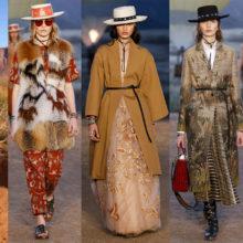 Дивият Запад среща Dior в Resort 2018