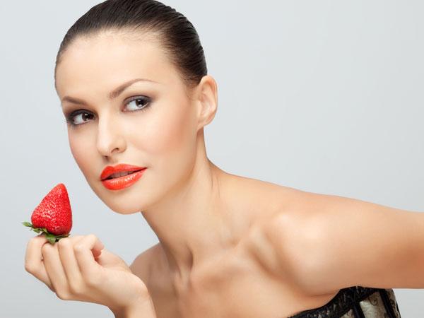 Бюти вълшебства с ягоди