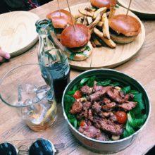 Паеля, веджи бургери и още вкуснотии в Мадрид