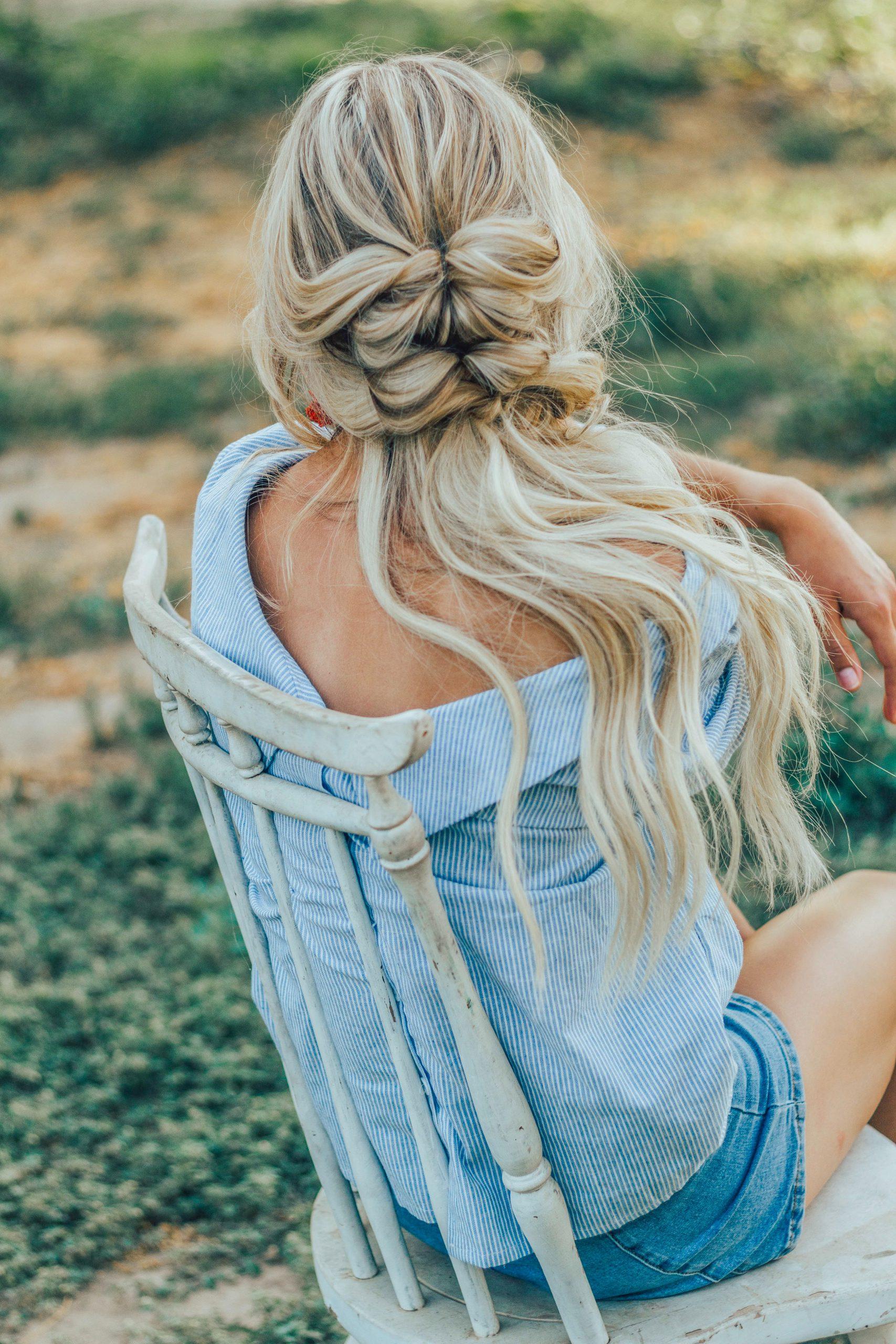 15 перфектни бохо прически за лятото