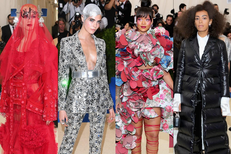 Провокативни рокли, знаменитости и много любов на Met Gala 2017
