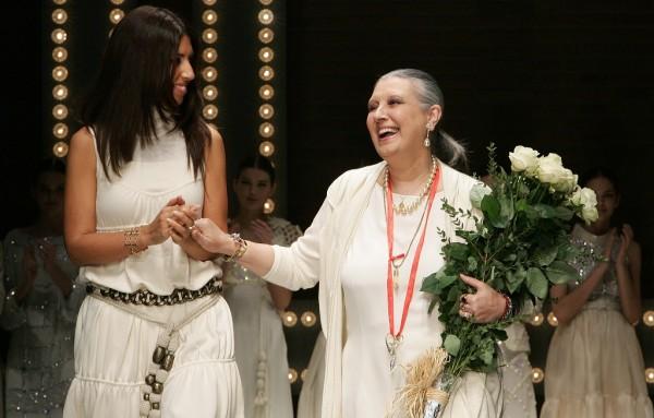 Сбогом, Кралице! Почина италианската дизайнерка Лаура Биаджоти