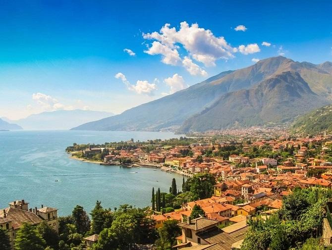 Огледалните образи на Италия (1 част)