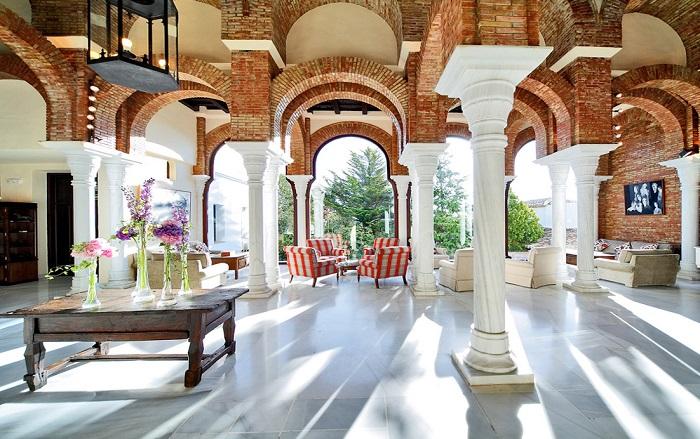 10 от най-интересните хотелски лобита в света (1 част)