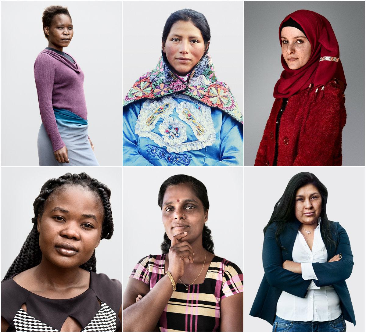 H&M Foundation представя 500 жени на водещи бизнес позиции