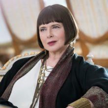 Изабела Роселини без грим