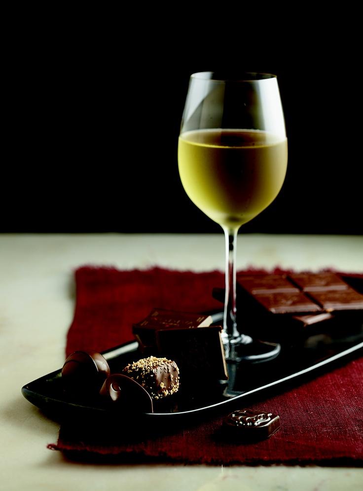 Вино и шоколад – една голяма любов!