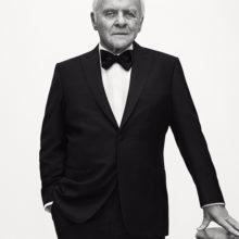 Антъни Хопкинс е новият избор на Brioni