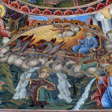 Илинден – денят на небесните стихии