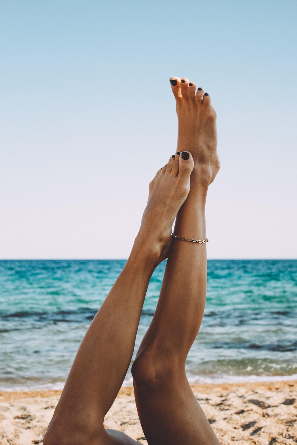 Първа помощ при тежест в краката