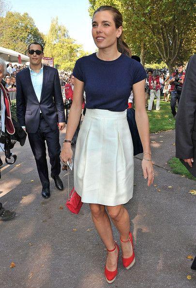 Шарлот Казираги – синя кръв и модно влияние