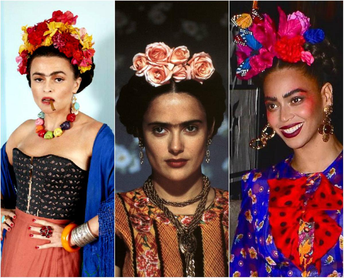 Фрида Кало в четири звездни сценария