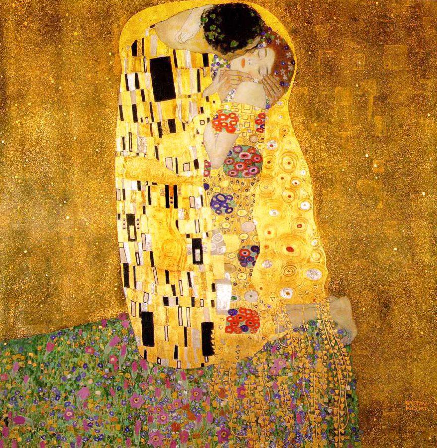 5-те най-изумителни картини на Густав Климт
