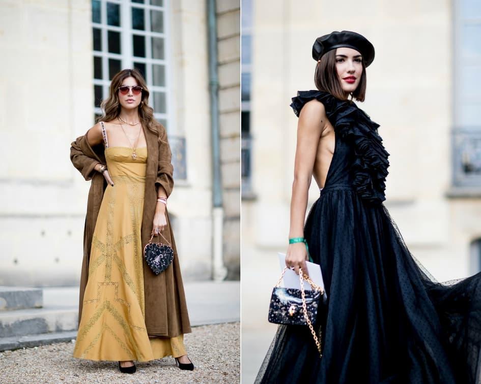 Street Style парад от Париж за разкош