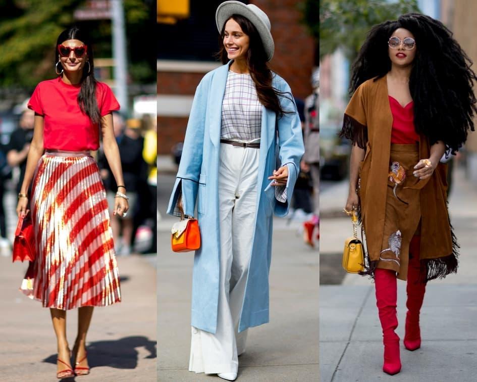 Убийствен Street Style от Ню Йорк
