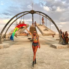 Магията на Burning Man в 25 кадъра
