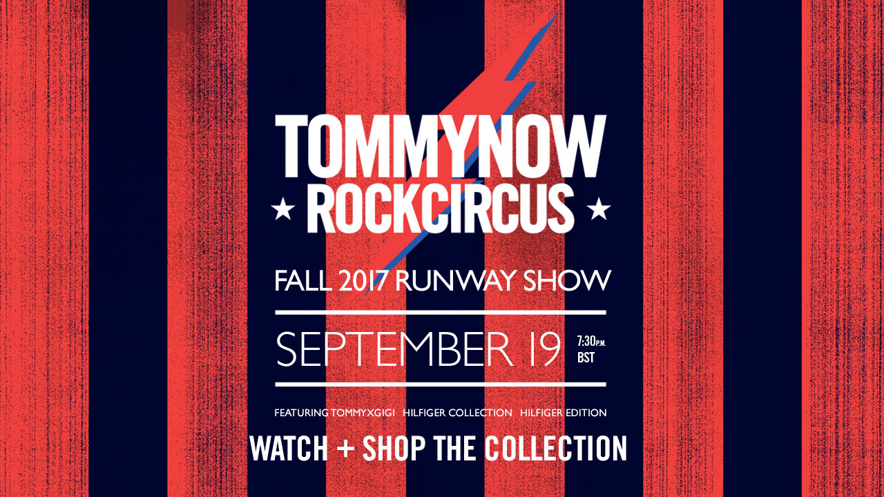 Шоуто на Tommy Hilfiger на живо във Fashion Inside