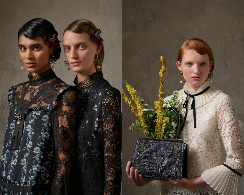 Вижте пълния look book на колекцията ERDEM x H&M