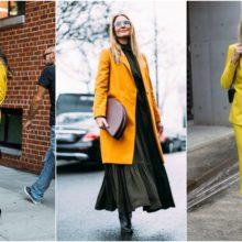 Цветовете на пролет 2018 в показно от улиците на модните столици