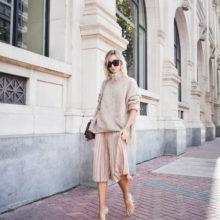 Как да носим: Макси пуловер
