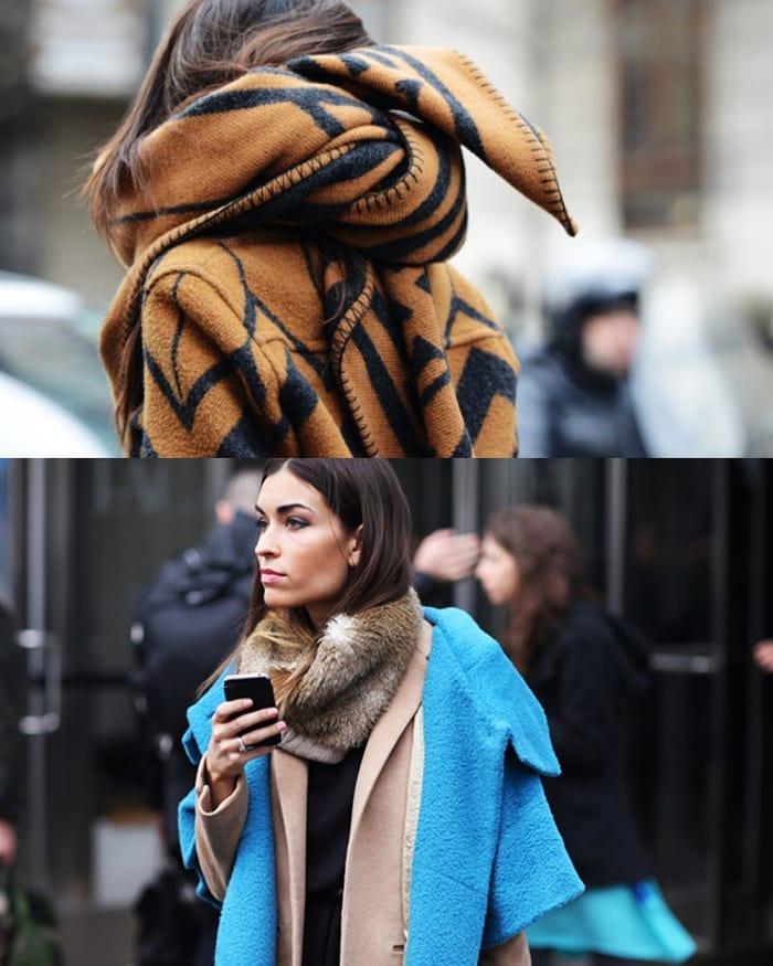 Тренд радар: Одеяло или шал?