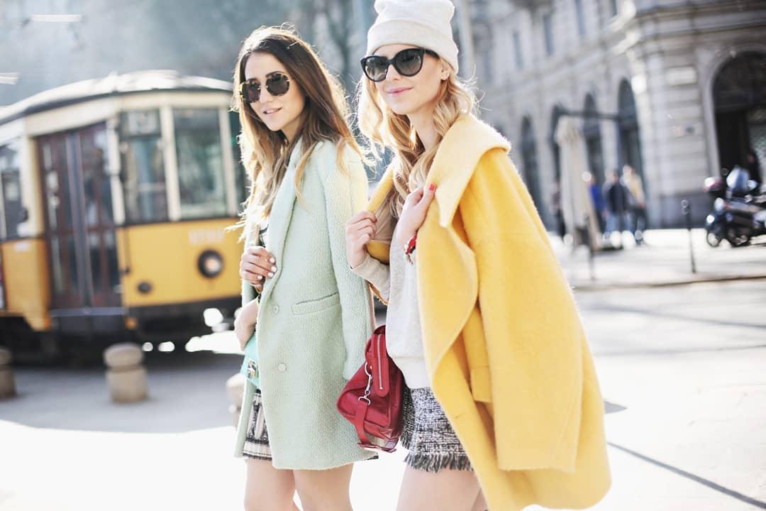 Тренд Радар: Цветно палто