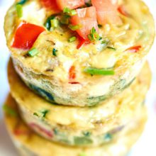 Здравословни яйчени мъфини за закуска