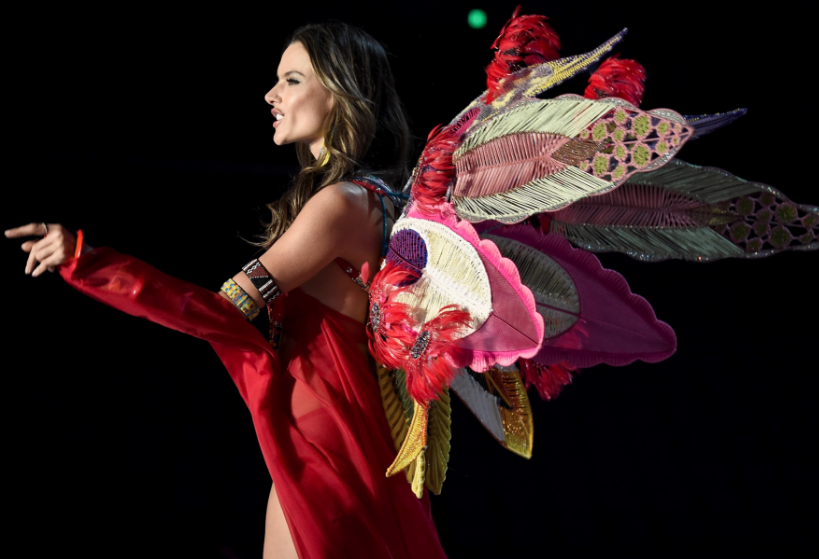 Време е за ангели – шоуто на Victoria's Secret