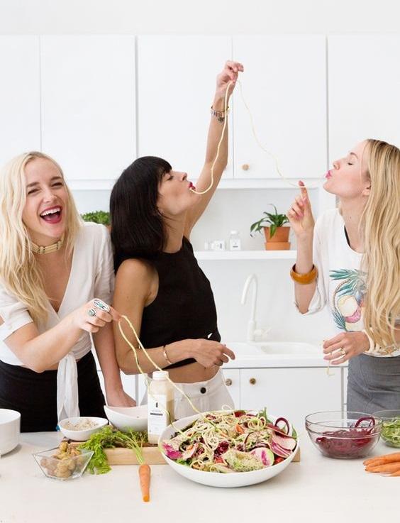 Умение за кулинарен хаос. Създаваме го всеки ден