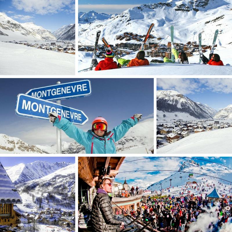 Най-добрите европейски ски курорти през 2018-а