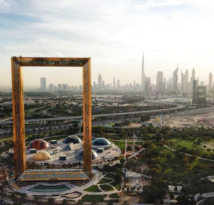 Дубай има нов символ