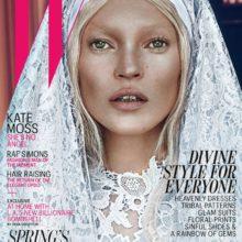 10 иконични корици на Кейт Мос