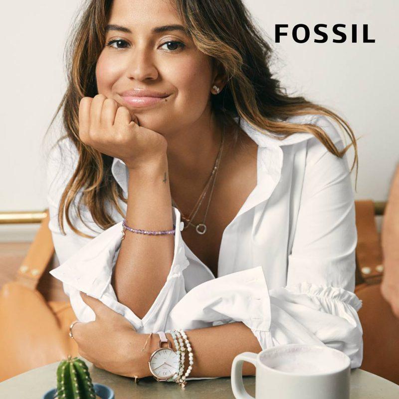 Да живеят пролетта и романтиката с Fossil!