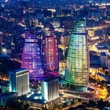 Баку – градът на светлините
