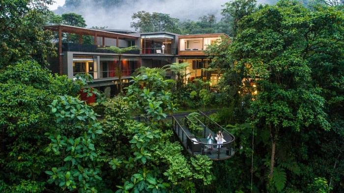 Лукс и природа в едно изречение… или на пет места в Южна Америка