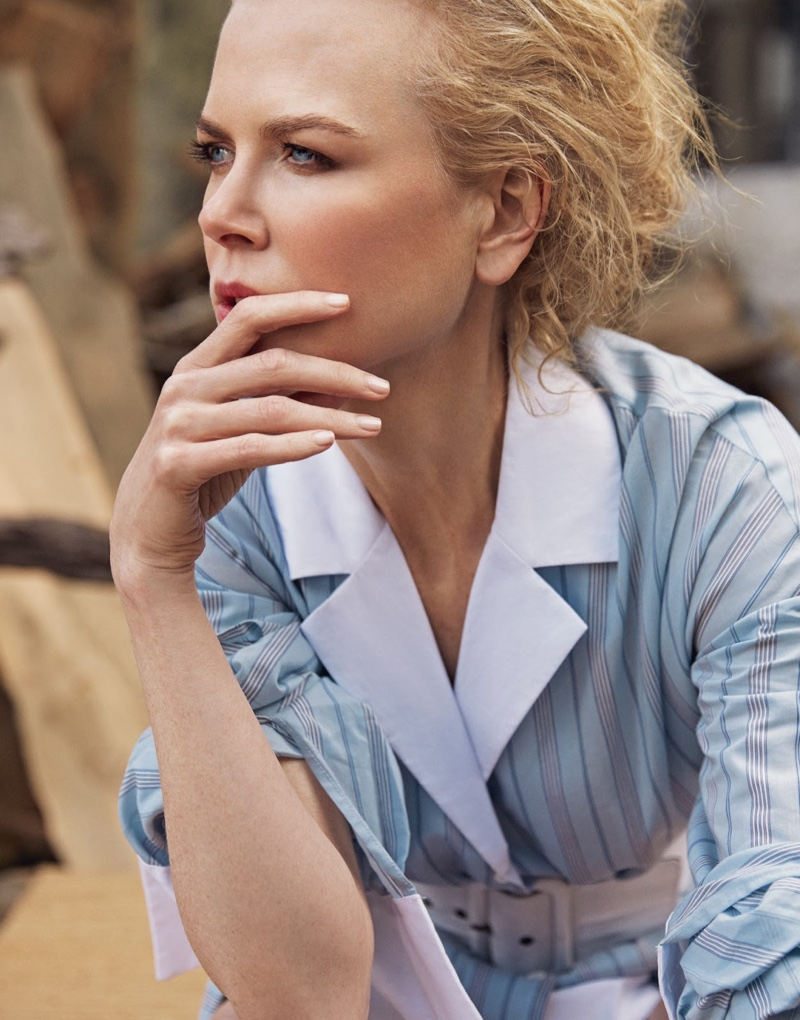 Разтърсващото писмо на Никол Кидман до всички жени