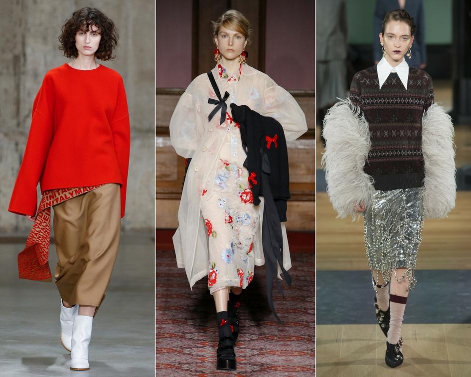 Затегнете коланите за London Fashion Week