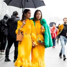 Стилни попадения от улиците на Ню Йорк
