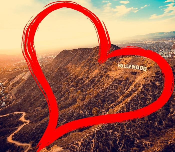 Любовта има място в Холивуд