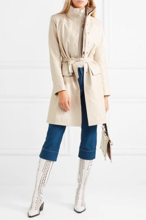 Trench coat от CHLOÉ