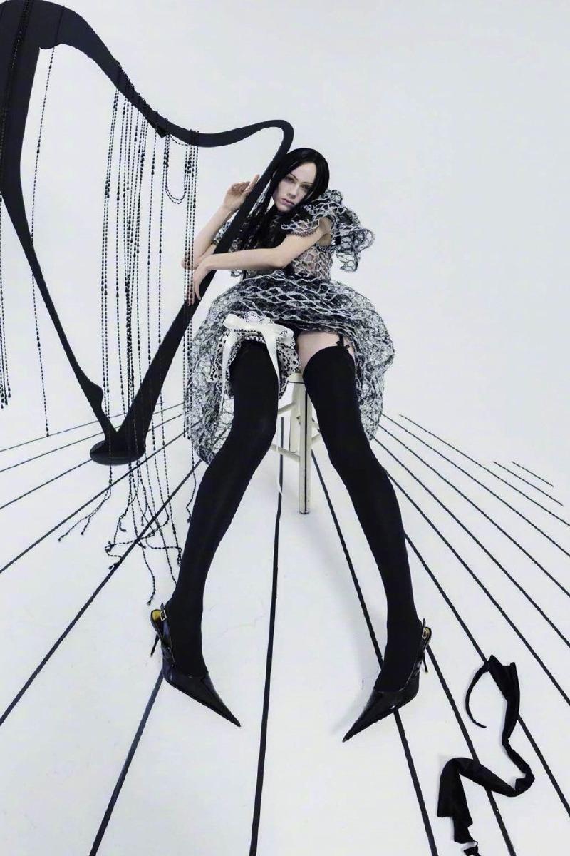 Една по-различна фотосесия от Vogue
