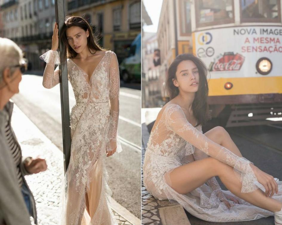 Liz Martinez – чудото на булчинските рокли от Израел