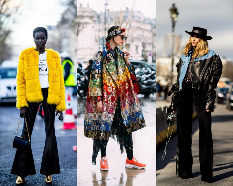 По следите на парижкияStreet Style