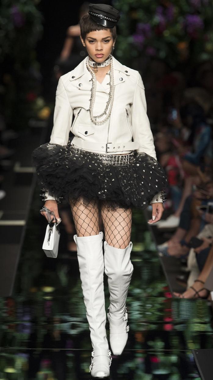 Любими пънк елементи от модните подиуми