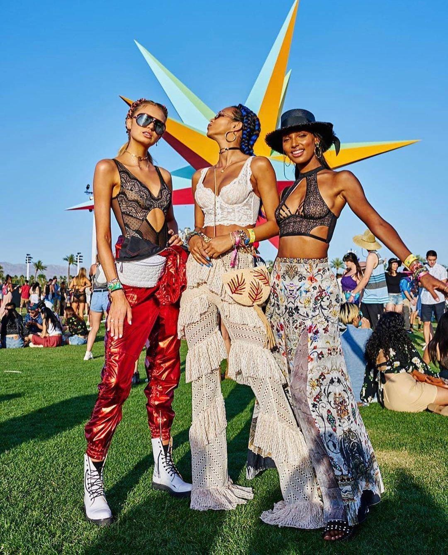 Coachella стилът на Бионсе и един куп диви