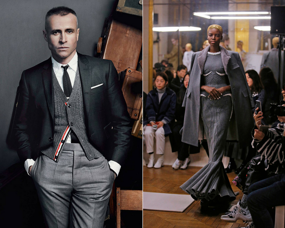 Том Браун – един неочакван моден гений
