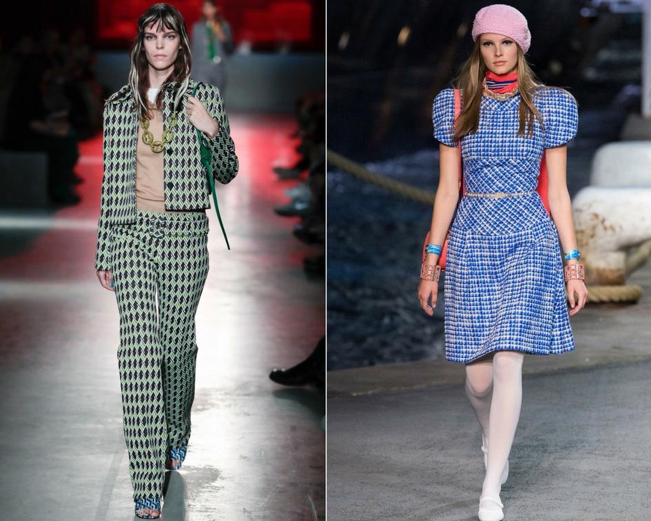 Prada или Chanel, коя колекция избирате?