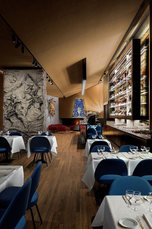 Новата перла на Милано – ресторант Torre