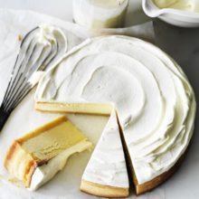 Ефектен десерт: класическият лимонов тарт